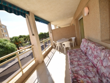 APARTMENT FOR RENT ONE BEDROOM CLOSE TO THE BEACH LA PINEDA