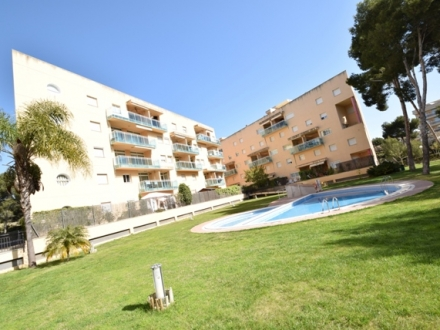 APARTMENT IN SALOU A FEW METERS FROM THE BEACH LA PINEDA